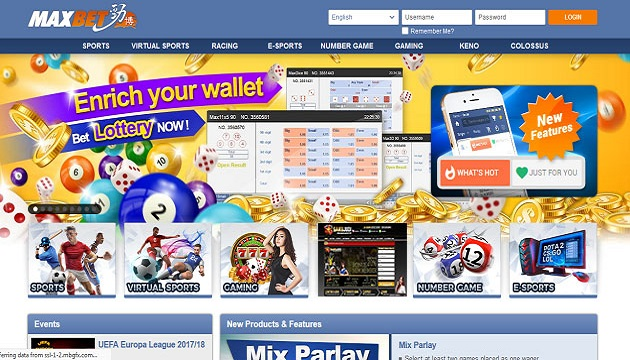 Link Alternatif Maxbet Terlengkap