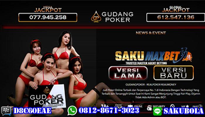 perusahaan gudang poker online, agen poker terbaik indonesia sakumaxbet