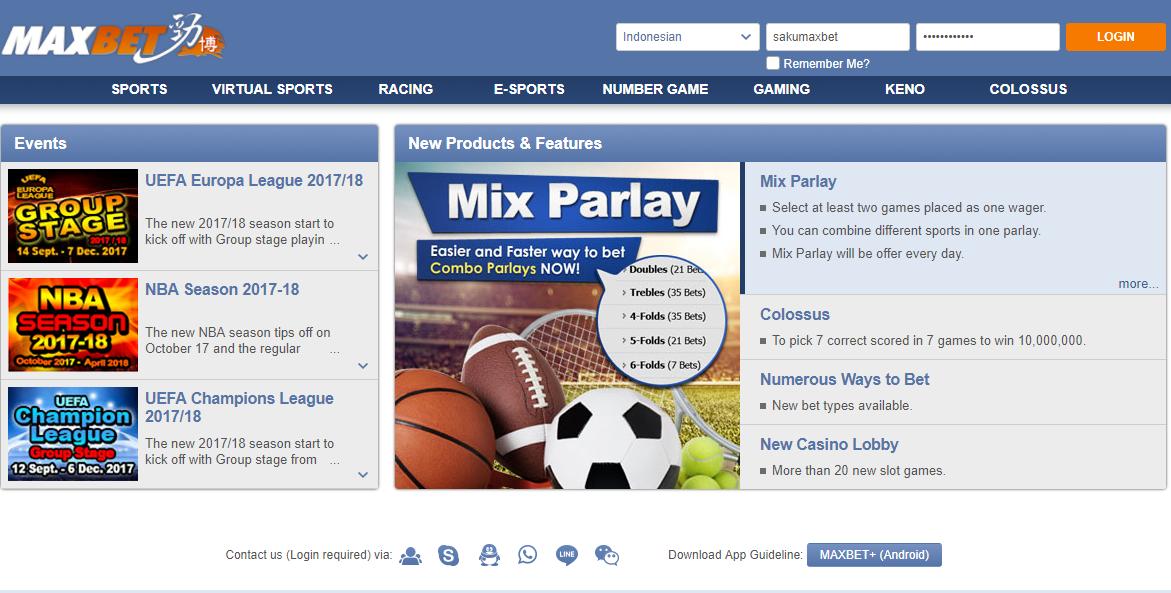 perusahaan maxbet/ibcbet bola online terpercaya